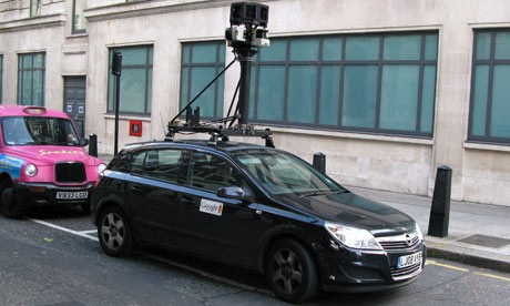 Google Ordered to Delete Street View Data Collected in the UK!