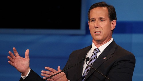 Former Senator Rick Santorum Takes On The Film Industry!
