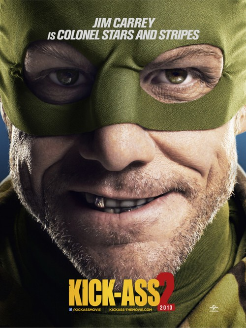 Jim Carrey Says He Will NOT Be Promoting Kick-Ass 2 Due To Violence