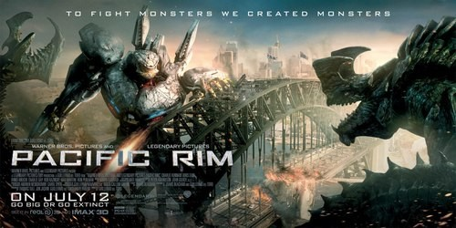 New Trailer Out For Thrilling Sci-Fi Film, 'Pacific Rim'!