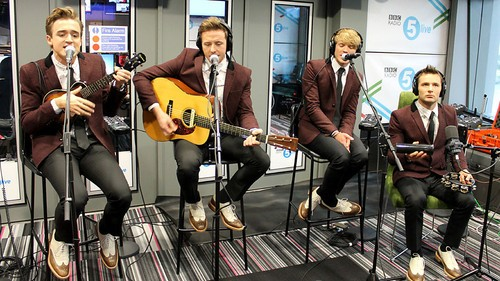 Rock On: British Band McFly To Give Fans New Music!