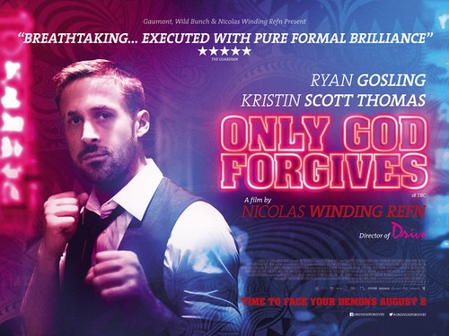 FIRST LOOK: Ryan Gosling in the Newest Promos for Only God Forgives!