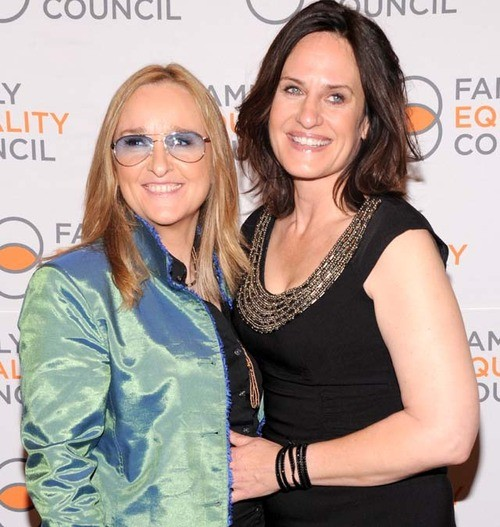 Melissa Etheridge to Marry Linda Wallem