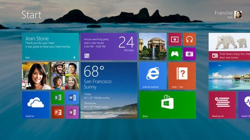 Windows 8.1 Reveals the Return of the Start Button!