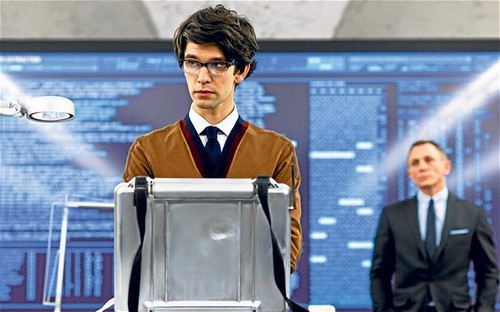 Ben Whishaw Takes Himself Out of the Running for The Doctor!