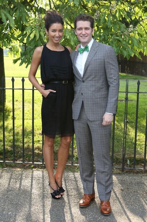 Congratulations! Matthew Morrison To Marry Longtime Girlfriend!