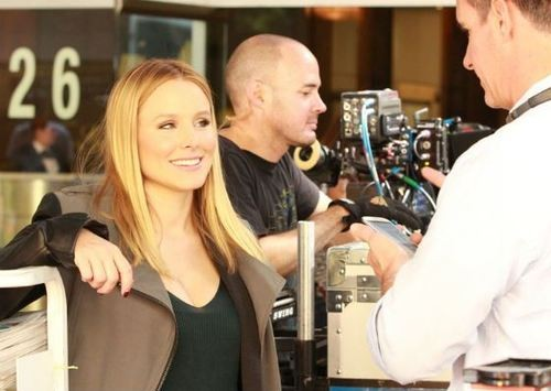 Veronica Mars Is Finally Coming Together: First On-Set Still Released!