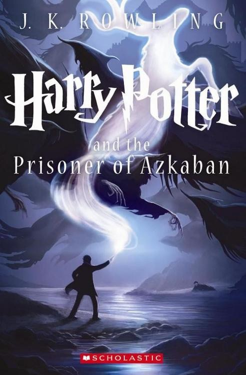 15TH Ed. Cover of Harry Potter and the Prisoner of Azkaban Unveiled!