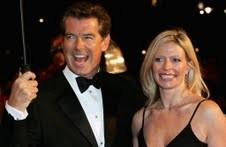 Pierce Brosnan's Stepdaughter Dies From Ovarian Cancer.