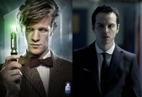 The Doctor Vs Moriarty In The West End For One Curious Night