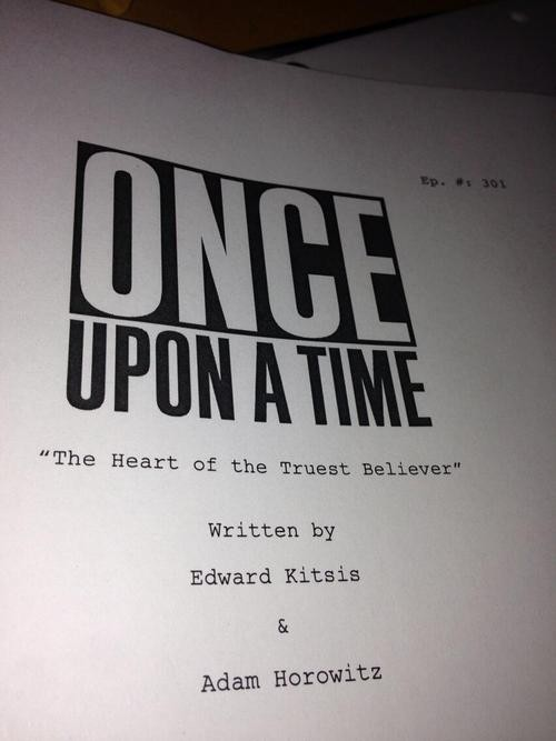 Once Upon A Time Season Three Opener Title Has Been Revealed!