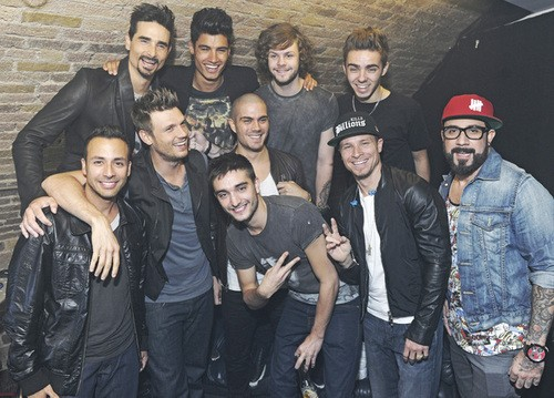 The Wanted and The Backstreet Boys Together? It Almost Happened!