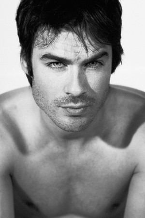Ian Somerhalder Strips Down For New Photo-shoot
