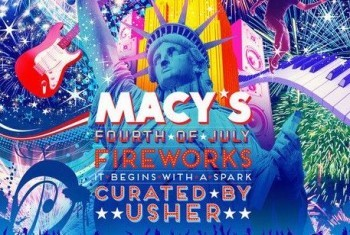 Macy's 4th Of July Fireworks Spectacular Promises Big Name Artists!
