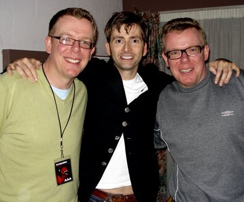 David Tennant Pays Tribute To The Proclaimers With Album Intro!