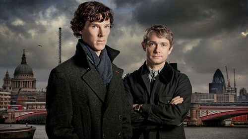Sorry, US Sherlockians - The UK Will Get Season Three First!
