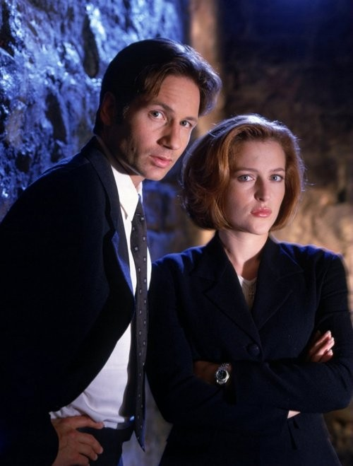 Mulder and Scully To Reunite At SDCC!