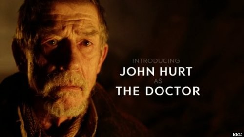 Has John Hurt's Doctor Been Revealed?