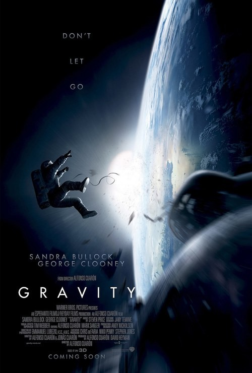 Gravity To Open The 70th Venice International Film Festival