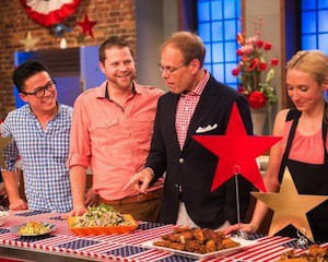 Food Network Star Gets Hung Over The Shark Tank In This Week's Recap