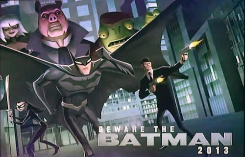 Cartoon Network Reveals Beware The Batman Opening Credits!