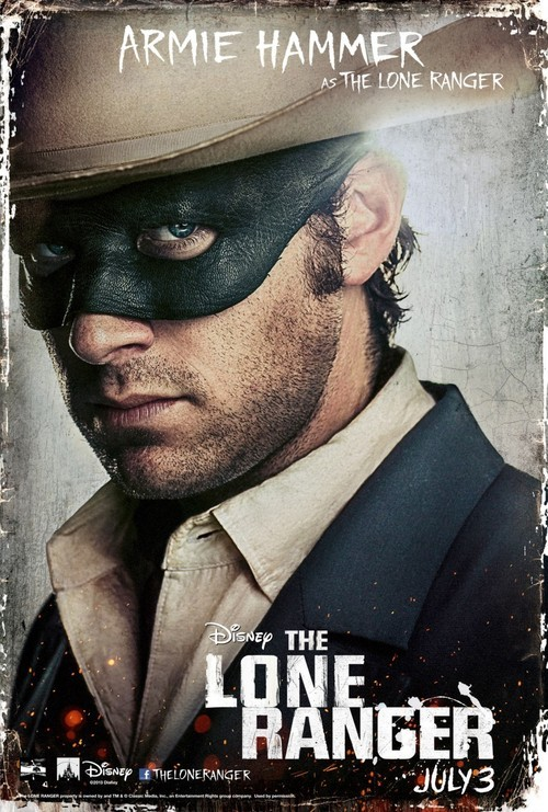 What's Armie Hammer's Next Move After The Lone Ranger?