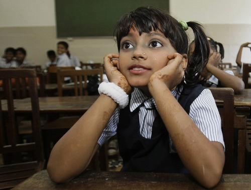Slumdog Millionaire's Rubina Ali Left In Limbo By UK Director