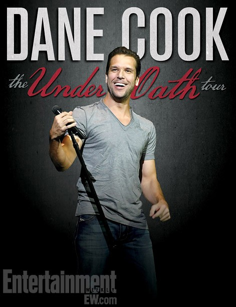 Comedian Dane Cook To Go On Tour!