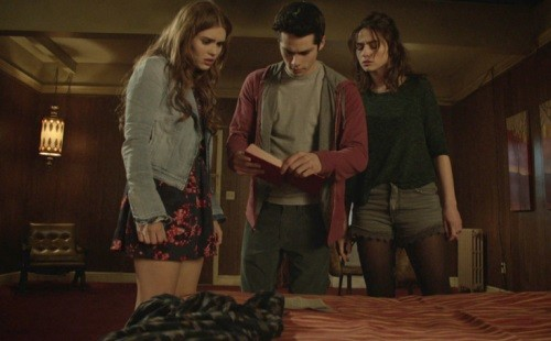 Check Into The 'Motel California' With The Teen Wolf Gang