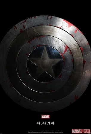 First Teaser Poster Of Captain America: The Winter Soldier Released!