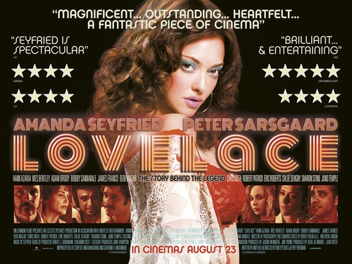 Amanda Seyfried's Lovelace Trailer Released!