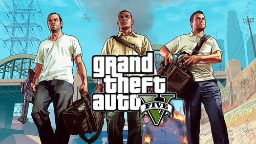 Rockstar Releases New Details About Grand Theft Auto 5 Gameplay!