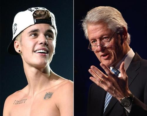 Justin Bieber Apologizes To Bill Clinton For Video Rant!