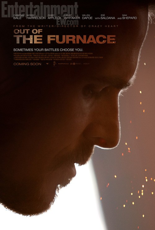 Trailer Released For Christian Bale's Out Of The Furnace!
