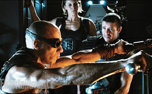 New Image For The Chronicles Of Riddick Sequel!