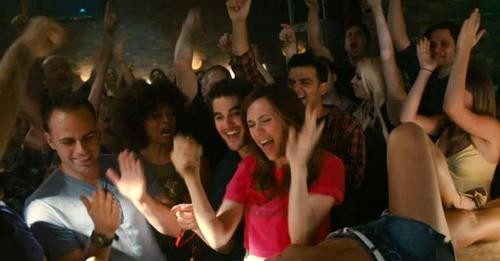 More Darren Criss & Kristen Wiig Girl Most Likely Clips Released!