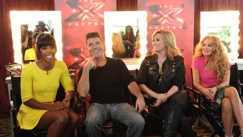 The X-Factor Judging Panel Dishes Dynamics & Hopes For Season 2!