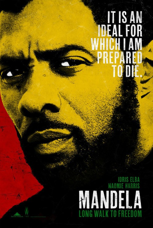 Idris Elba Channels a Legend in Mandela: Long Walk to Freedom!