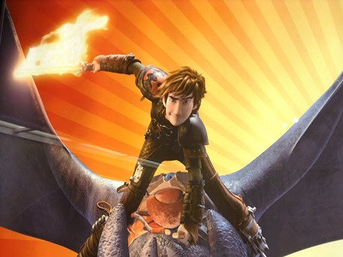 Hiccup and Company Shine In How To Train Your Dragon 2 Teaser!