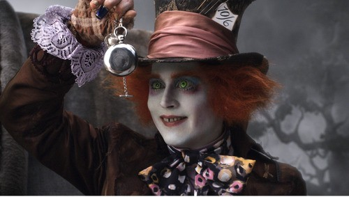 Johnny Depp in Final Talks For Alice in Wonderland Sequel