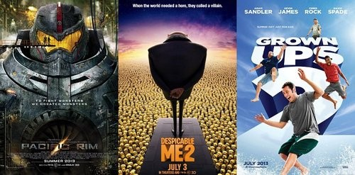 Minions Vs. Robots In the Box Office: Who Won This Weekend?