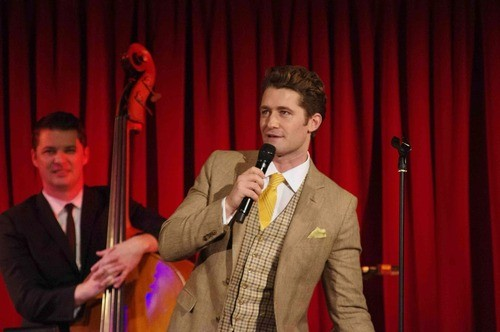 Matthew Morrison Pays Tribute To Cory Monteith at NYC Concert!