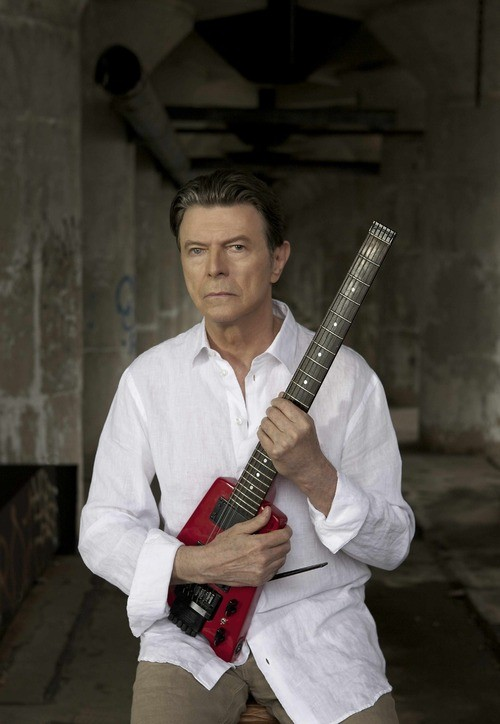Rock Legend David Bowie Keeps It Simple But Powerful For New Video!