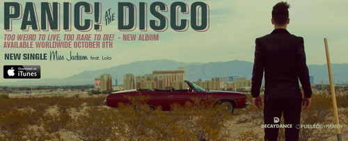Panic! at the Disco Announce New Single & Tour!