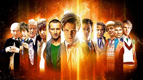 Doctor Who 50th Anniversary Not A Traditional Massive Reunion!