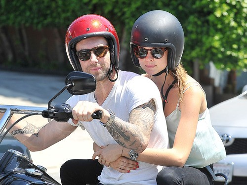 Congratulations To Adam Levine And Behati Prinsloo!
