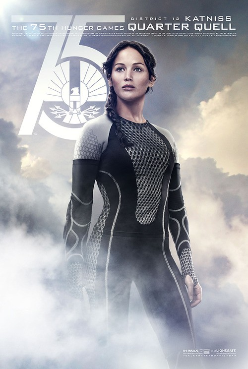 Catching Fire Has New Quarter Quell Character Posters!