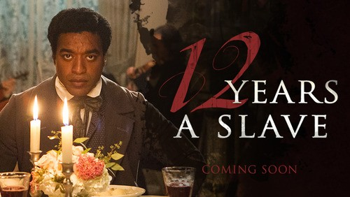 The Trailer For Period Drama 12 Years A Slave Released!