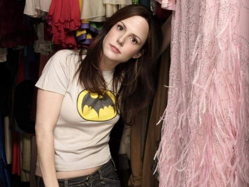 Mary-Louise Parker Says The World Is