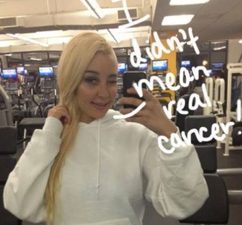 Amanda Bynes Flippantly Tweets About Cancer and AIDS!
